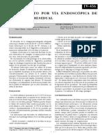 Tratamiento Vía endoscópIca lItiasIs residual.pdf