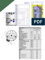 Waterheater 150FW(H)S(2) en Scheme