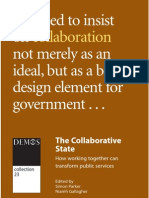 The Collaborative State