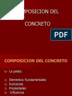 3.1ConcretoCOMPOSICION