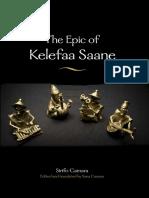 Camara, Sirifo - Epic of Kelefaa Saane (African Epic), The
