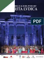 2017 Emerita Lvdica Programa 1