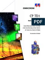 CP TD1 Reference Manual