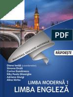Manual Limba Engleza Cls. v - TIPAR 20 Pag