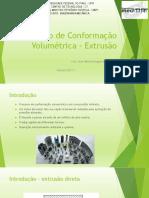 5 -Processo de Conformação Volumétrica