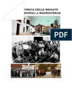 Gita Storica Delle Brigate Internazionali a Madrigueras