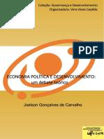 Economia Politica e Desenvolvimento