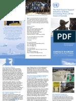 UN Piracy Brochure