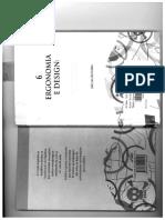 Ergonomia e Design Cap 1 e 2