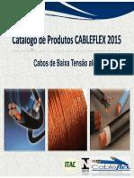 Catálogo de Produtos Cableflex 2015 (2)