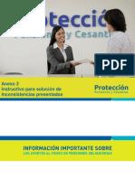 Anexo 3 Instructivo Para Solucion de Inconsistencias Presentadas