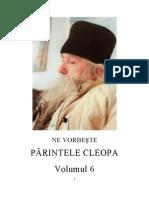 Ne Vorbeste Parintele Cleopa - Volumul 6 - TEXT
