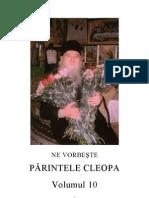 Ne Vorbeste Parintele Cleopa - Volumul 10 - TEXT