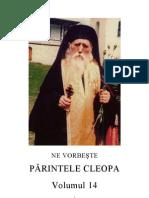 Ne Vorbeste Parintele Cleopa - Volumul 14 - TEXT