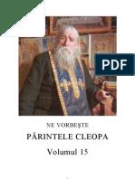 Ne Vorbeste Parintele Cleopa - Volumul 15 - TEXT