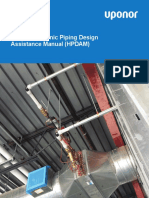 Uponor Hydronic Piping Design Assistance Manual (HPDAM)