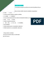 5.- Asignaciòn a Cargo Del Docente.