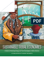 Sustainable Tribal Economies a Guide to Energy and Food Sovereignty in Native America