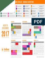 Hor Carta Calendario Ago-dic 17