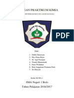 Laporan Praktikum Kimia Asam Basa a4 KELAS XI 2016