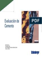 7. Cement Evaluation USIT-CBL