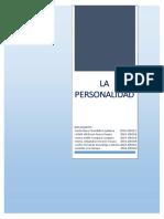 Monografia Lapersonalidad (Final)