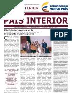 Semanario / País Interior 04-09-2017