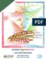 Libro Con Ejercicios de Escritura Creativa