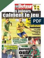LE BUTEUR PDF du 13/08/2010