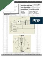 BPD DP Proiectarea Schemei de Orientare Ax Cu Flansa
