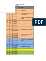 calendario administracion