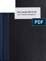 The Small Old Path by Claude Bragdon