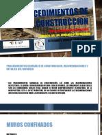 Exposición Albañilería Cap. 2