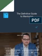 Todd Herman Mentoring Guide Secured