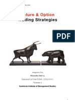 Future and Options Trading Strategies