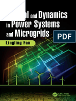 Lingling Fan-Control and Dynamics in Power Systems and Microgrids-CRC Press