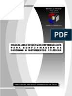 Manual Guia Partidos Politicos