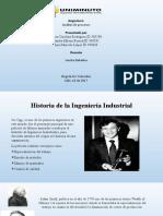 Historia de La Ingenieria.
