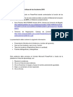 Evidencia 1 ICONTERMS