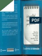 """Sutz, J. (2011) """"La Integralidad de Las Funciones Universitarias Como Espacio de Preguntas Recíprocas"""""""