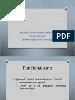 Funcionalismo Dennett_869989