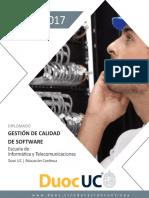 Gestion de Calidad de Software 0