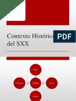 contexto SXX
