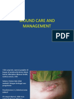 Current Concept in Wound Care11-07