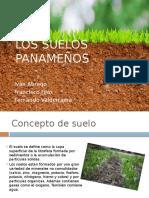 Los Suelos Panameños