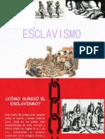 ESCLAVISMO-SOCILOGIA