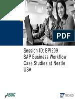 BPI209 SAP Business Workflow Case Studies at Nestle USA.pdf
