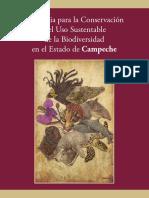 Estrategia de La Biodiversidad de Campeche 2015