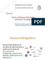 gestores bibliograficos ppt