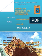 LAS OCHO REGIONES NATURALES DEL PERÚ (JAVIER.pptx